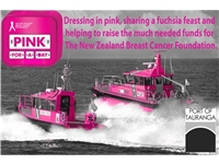 Port of Tauranga's Pink for a Day Fundraiser page profile photo