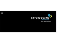 Gifford Devine Barristers & Solicitors  profile photo