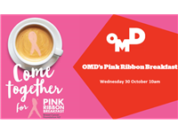 OMD Pink For a Day profile photo